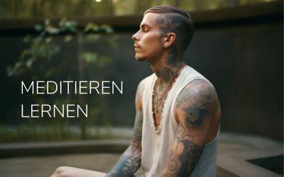 Meditation – Schritt-für-Schritt-Anleitung für Anfänger